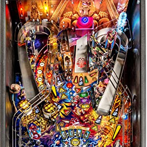 Amazon com : Stern Pinball Iron Maiden Legacy of the Beast Arcade