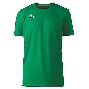 Luanvi Pol - Camiseta de Deportes Manga Corta Hombre: Amazon.es ...