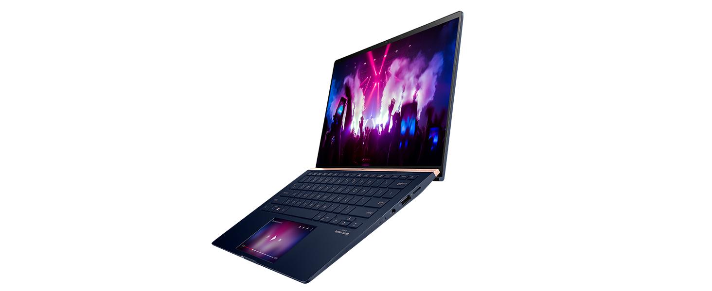 ZenBook 14 hotspot