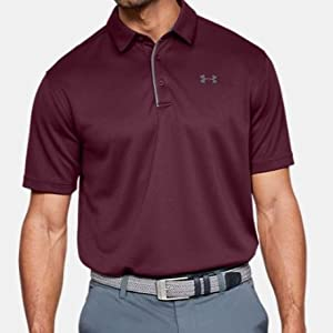 Under Armour Tech Polo, Hombre: Amazon.es: Ropa y accesorios