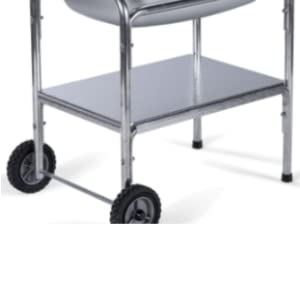 Removable storage cart for holding food of PK Original Grill