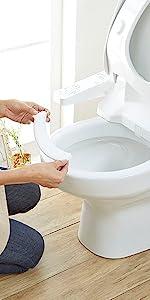 サンコー トイレ 汚れ防止 パット おしっこ吸うパット 30コ入 掃除 飛び散り 臭い対策 ホワイト 日本製 AE-92