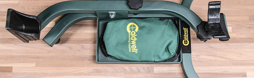 Caldwell Shooting Supplies, Caldwell, Shooting Rest, Lead Sled, Shooting Bag, Shooting Accessories