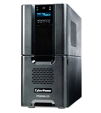 CyberPower PR3000LCD Battery Backup UPS System