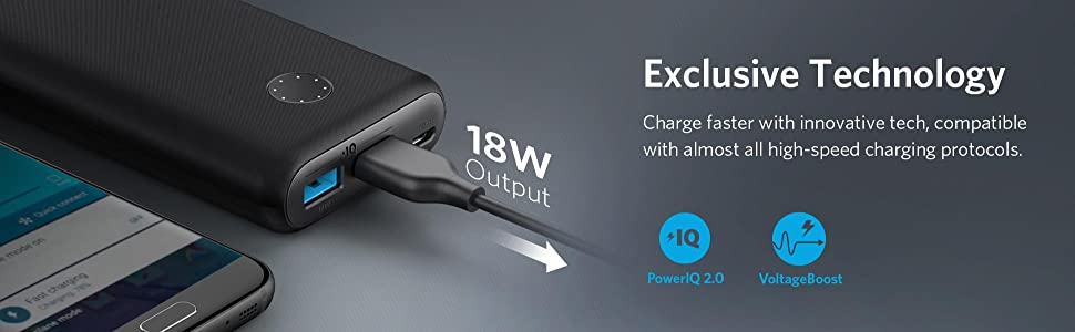 exclusive technology from anker