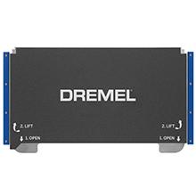 dremel digilab 3d40, 3d40 flex, 3d printer, flexible build plate, dremel 3d printer