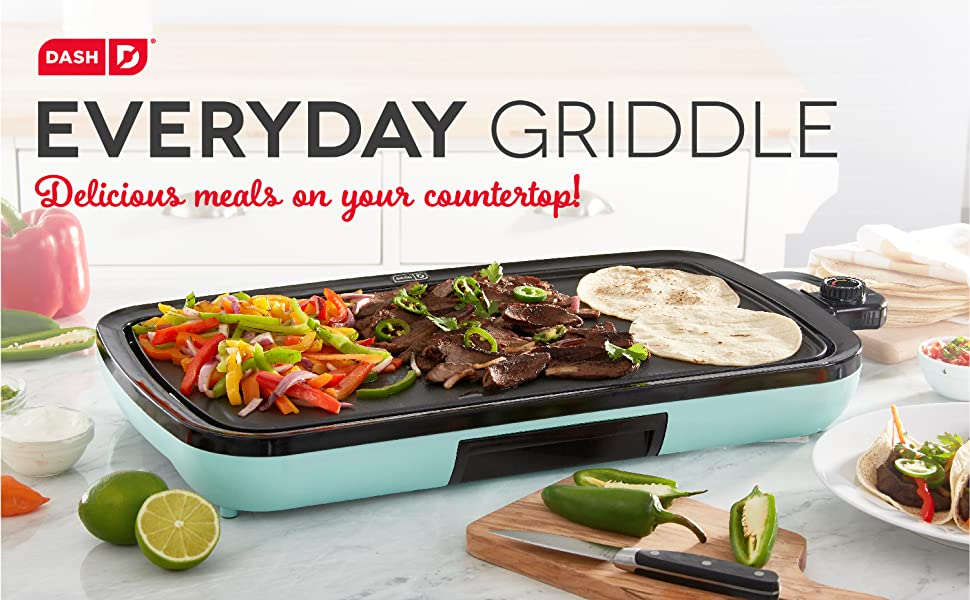 griddle, easy, nonstick, pfoa free