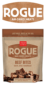Rogue Beef Bites Air Dried Meats