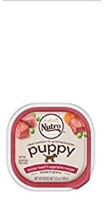 Nutro Puppy, Real ingredients, No chicken by products, Young dogs