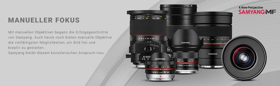 Samyang 12mm F2 0 Objektiv Für Sony E Weitwinkel Kamera