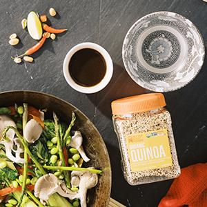 Organic Quinoa BetterBody Foods