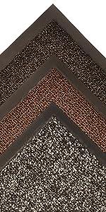 scraper mat crush resistant home office rug