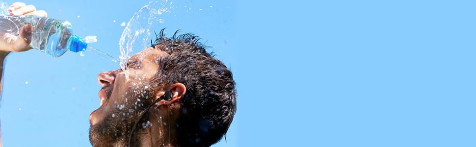 IPX7完全防水