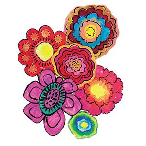 flower, art
