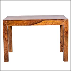 Furinno 4 seater dining set solid sheesham wood SPN-JGS