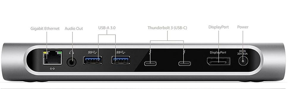 Belkin Thunderbolt 3 Dock