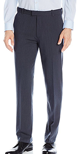 van heusen flex dress pant, dress pants for men, stretch pants for men