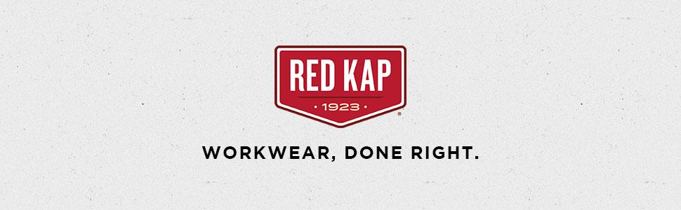 red kap, red kap shirts, red kap auto, redkap