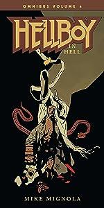 Omnibus, Volume 4, Hellboy, Mignola, Movie, 25 Year Anniverasry