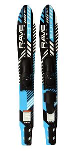 rhyme water ski, water ski, intermediate ski, stable ski, water sports, rave sports