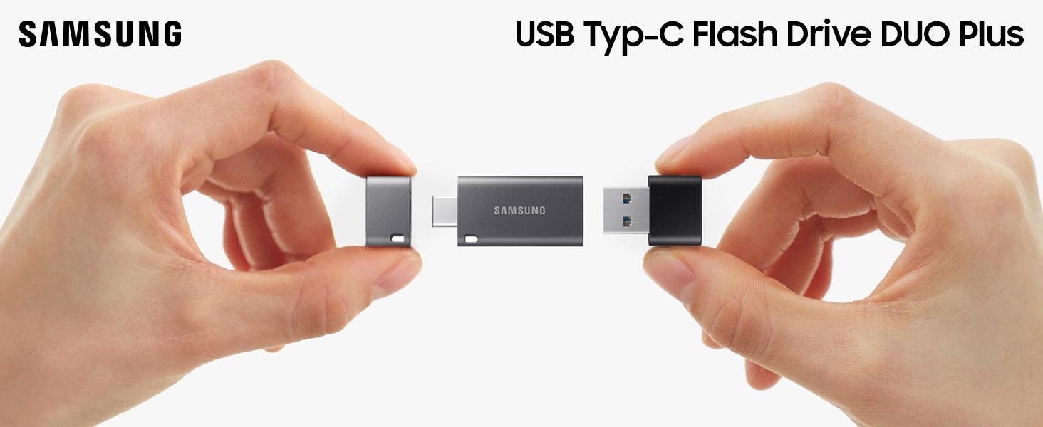 Samsung Duo Plus 64gb Typ C 300 Mb Computer Zubehör