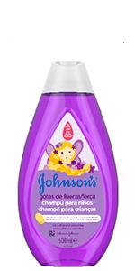 Johnsons Baby Champú, Pack de 3: Amazon.es: Belleza