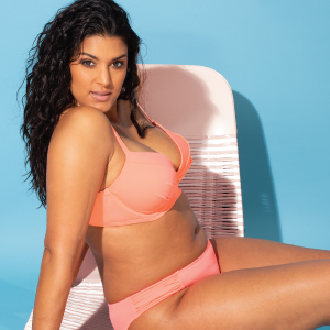 8a67ec4b4d Amazon.com  Smart+Sexy Women s High Waisted Bikini Bottom  Clothing