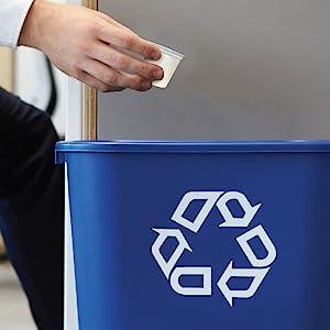 Recycle Coffee Pod