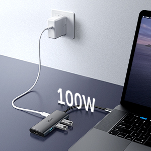PD power delivery QC quick charge adapter