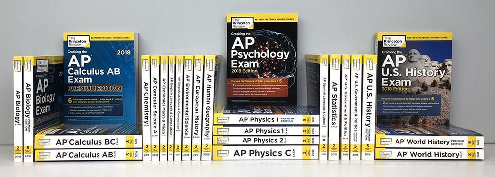 Amazon com: Cracking the AP U S  History Exam 2018, Premium