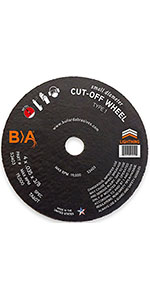 Small Diameter Cut-Off Whee