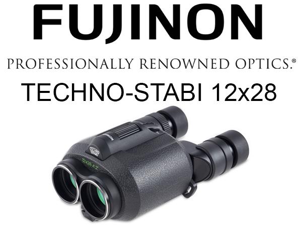 Fujinon 12x28 Techno-Stabi bildstabilisierendes Fernglas