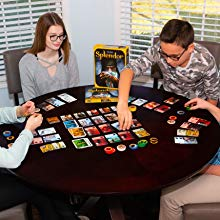Space; Cowboys; board; game; token; poker; gemstone; family; marc; andre