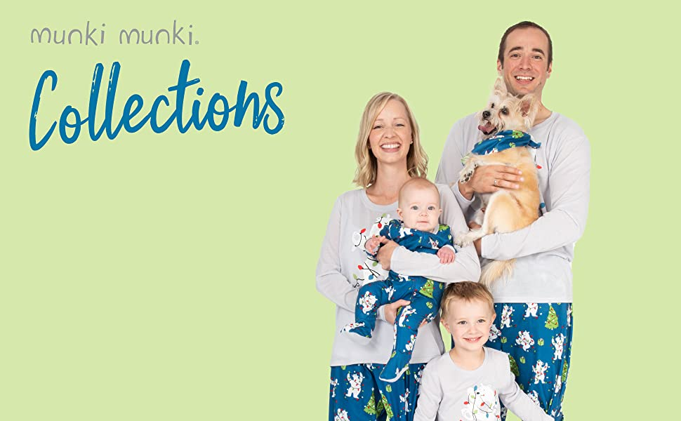 munki munki, pajamas, pjs, womens, mens, kids, cotton, knitted, pajamas, loungewear, sleepwear, dogs