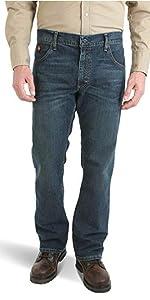 Wrangler Riggs Workwear Flame Resistant Retro Advanced Comfort Slim Boot Jean