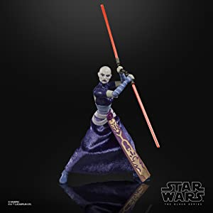 Star Wars The Black Series Asajj Ventress
