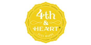 4th & Heart Fuel Happy Logo