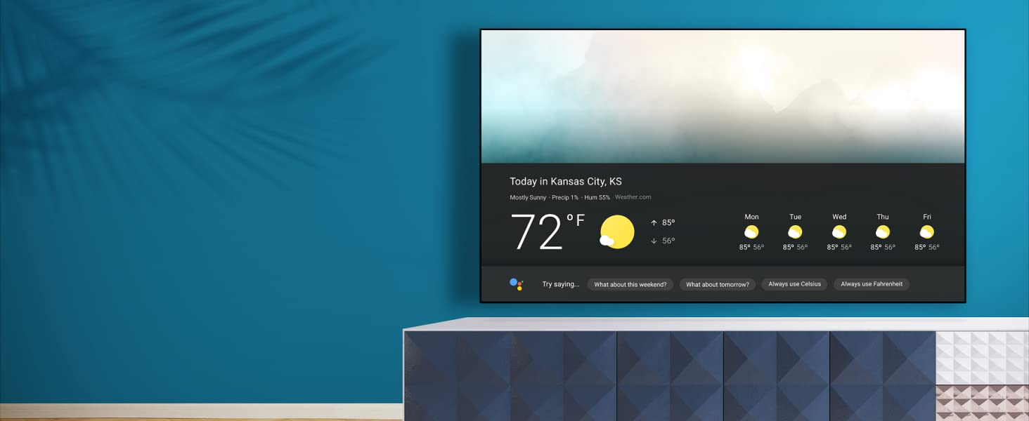 Hisense A6G Android TV