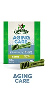 Aging Dog Treats, Mature Dog Treats, Treats for Dogs with No Teeth, Elderly Dog Treats