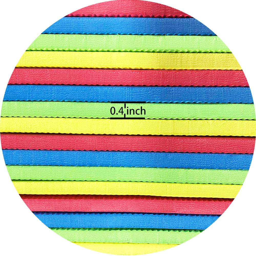 Balancefrom Kid S Puzzle Exercise Play Mat With 16 Eva