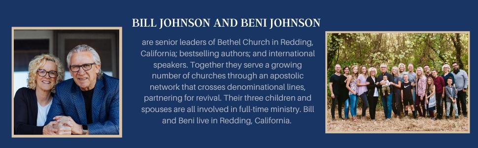 Bill and Beni Johnson