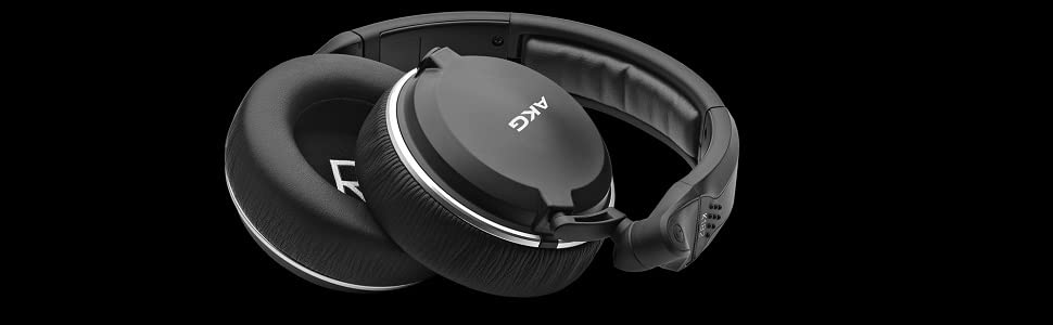 AKG K182 Closed Back Monitor Headphones