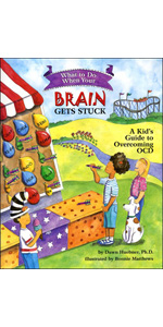 What to Do When Your Brain Gets Stuck book cover