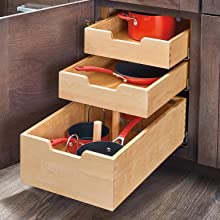 5WB2 Two Tier Base Cabinet Organizer