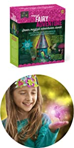 magic fairy journey surprise blind box crafts activity adventure experience for kids ages 5 6 7 8 9
