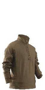 Men's Grid Fleece Pullover