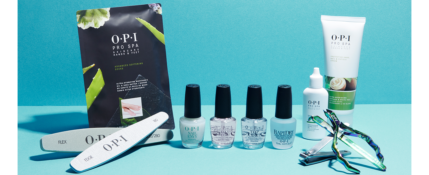 OPI ProSpa, Manicure Essentials