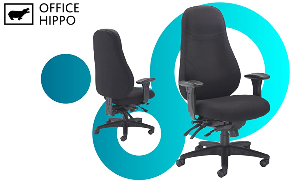 heavy duty office chair office hippo