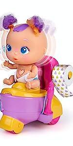 Amazon.es: The Bellies - Bellie Beth, Muñeco para Niños y ...