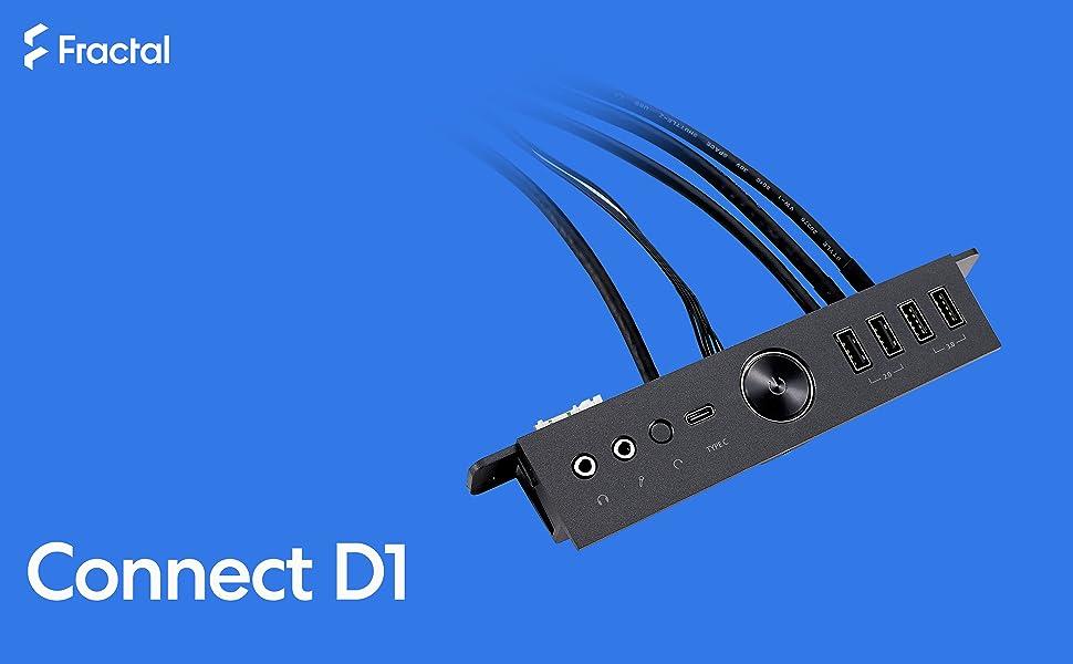 Fractal Design Connect D1